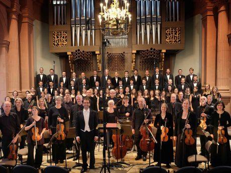 Der Monteverdichor und die Jenaer Philharmonie lädt Anfang Juli wieder zum Konzert. Quelle: Monteverdichor Würzburg