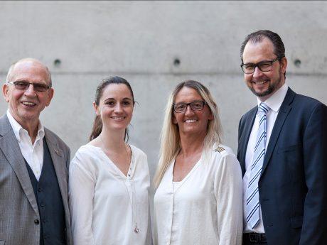 Das Team der Teilhabeberatung Würzburg. Foto: Teilhabeberatung