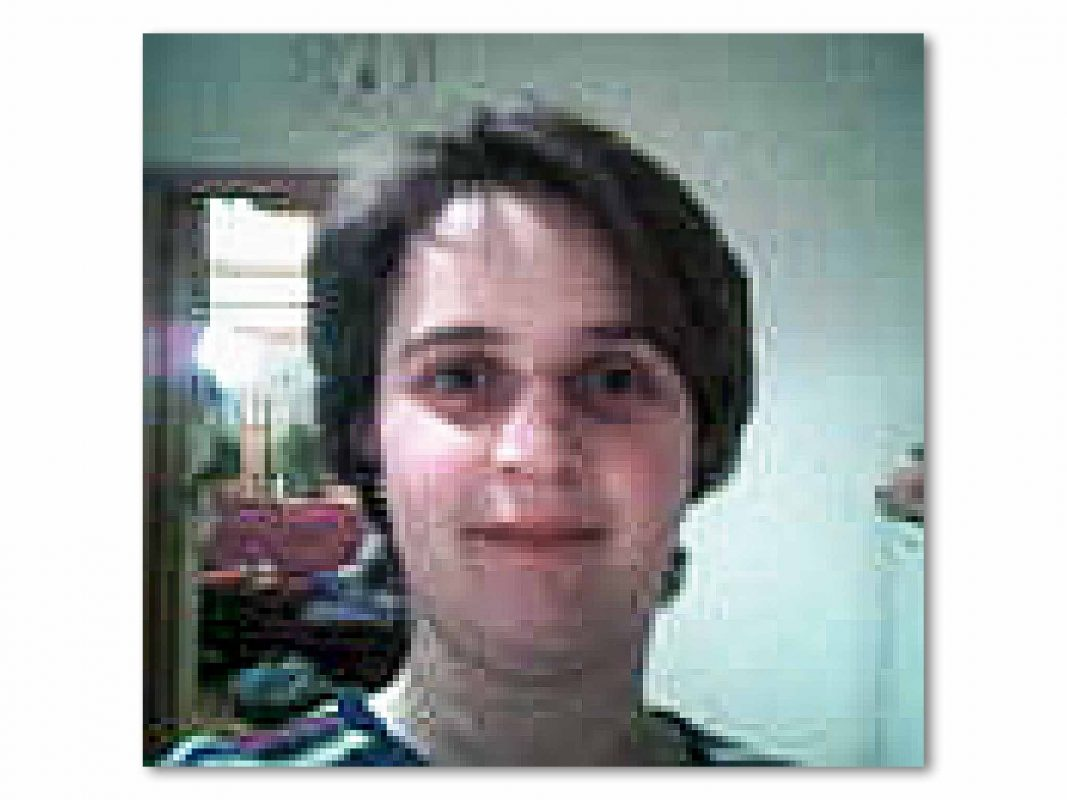 Die vermisste Brigitte Volkert. Fotoquelle: Polizeipräsidium Unterfranken