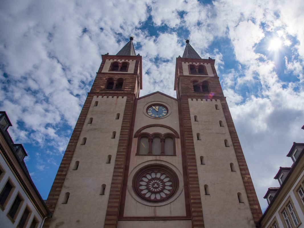 Der Würzburger Dom. Foto: Pascal Höfig