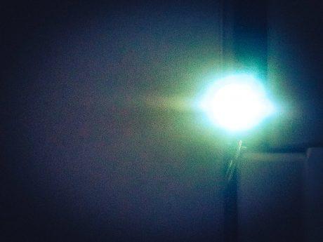 Laserpointer. Symbolfoto: Pascal Höfig