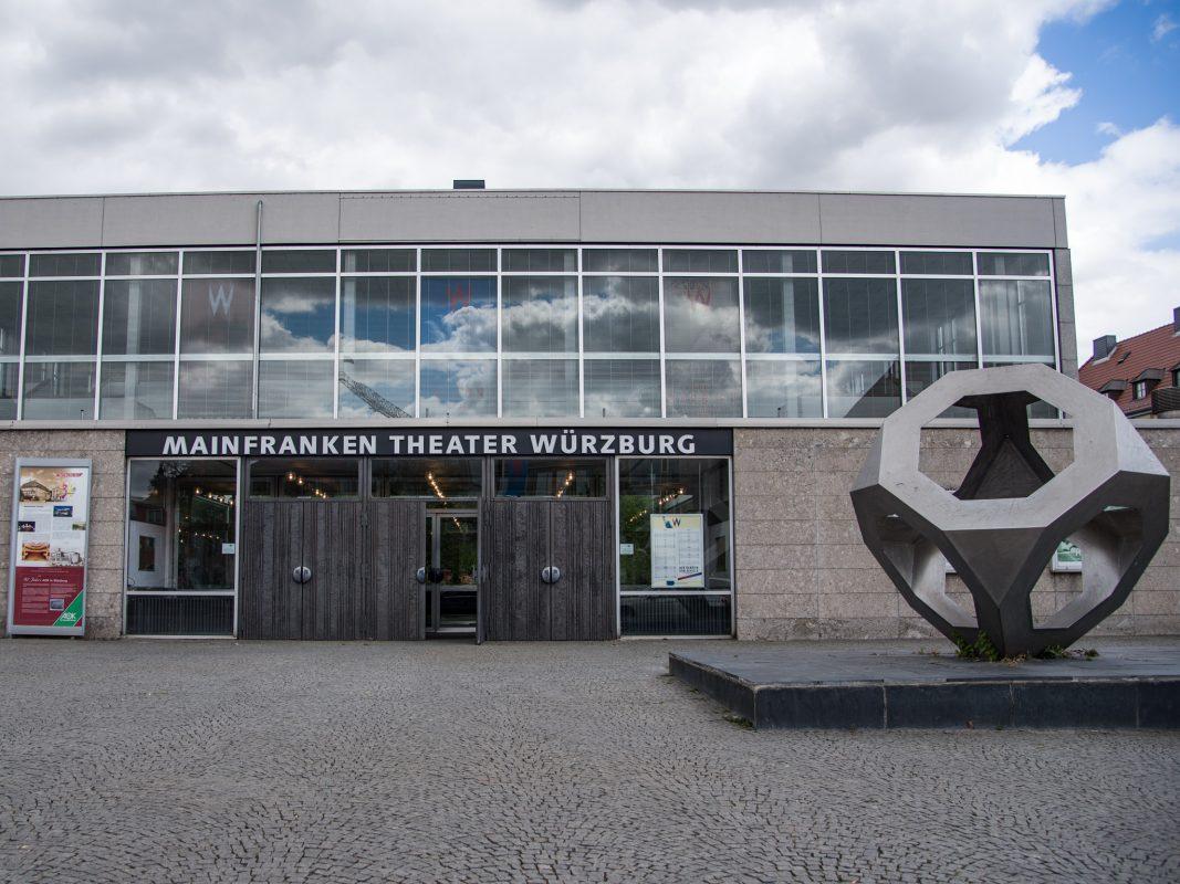 Das Mainfrankentheater in Würzburg. Foto: Pascal Höfig