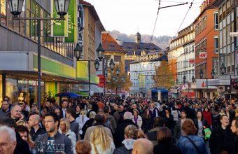 Über 150.000 Besucher werden erwartet. Foto: Würzburg macht Spaß