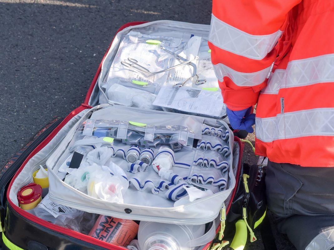 Rettungsdienst Koffer – Symbolbold: Pascal Höfig