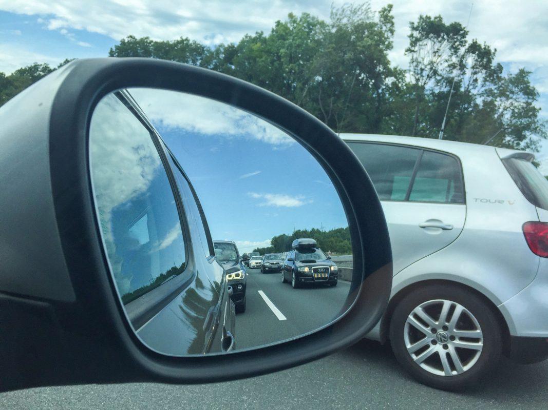 Stau auf der Autobahn. Foto: Pascal Höfig
