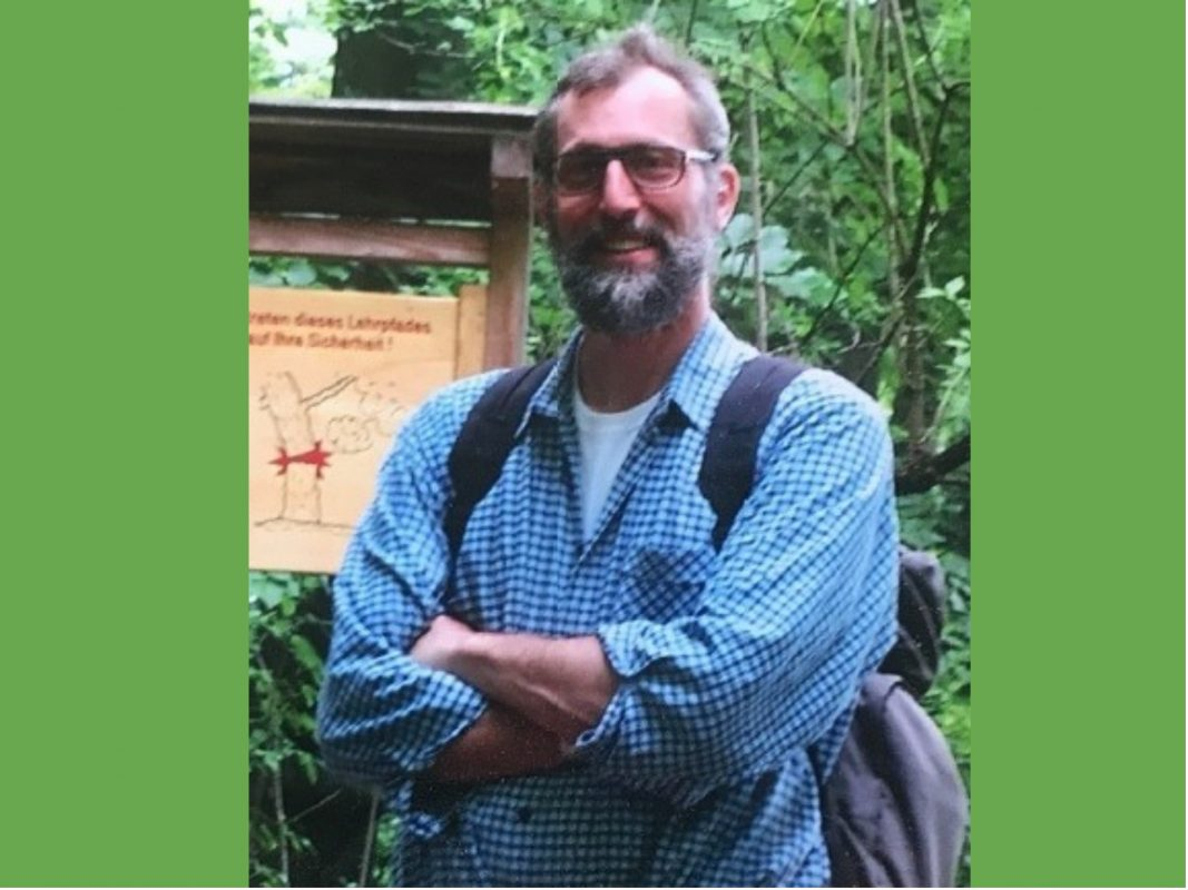 Der vermisste Frank Bissert. Foto: PP Unterfranken