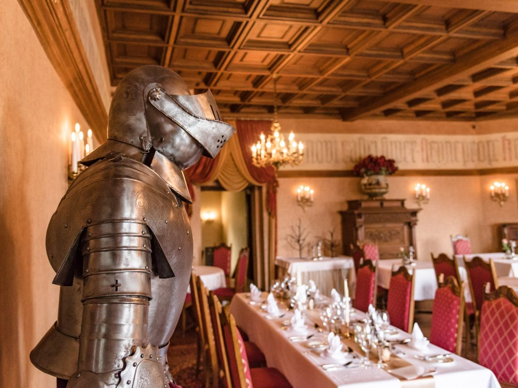 Ritter, Aufstände & guter Wein! Foto: Pascal Höfig