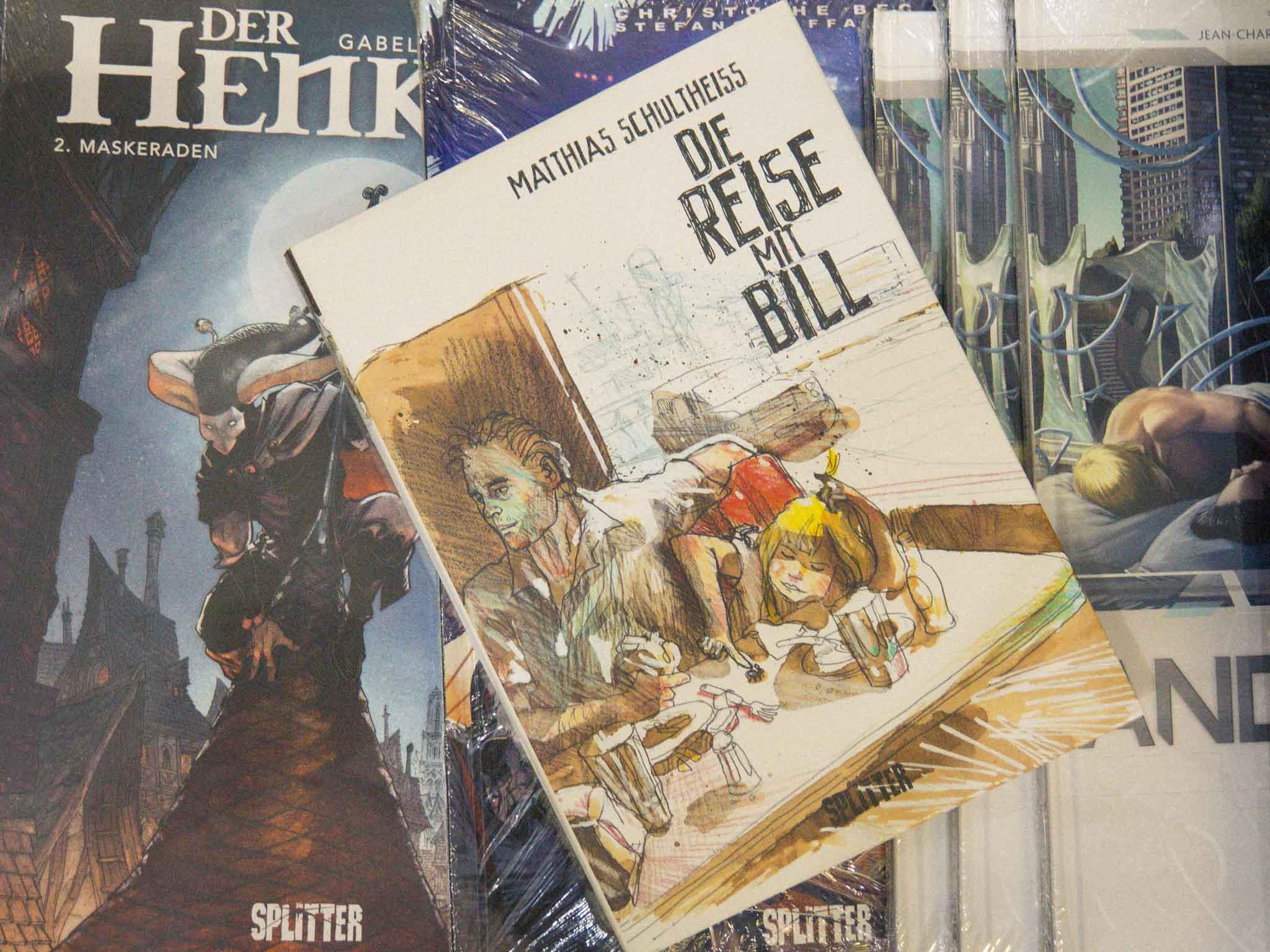 """Gerds Empfehlung """"Die Reise mit Bill"""". Foto: Dominik Ziegler"""