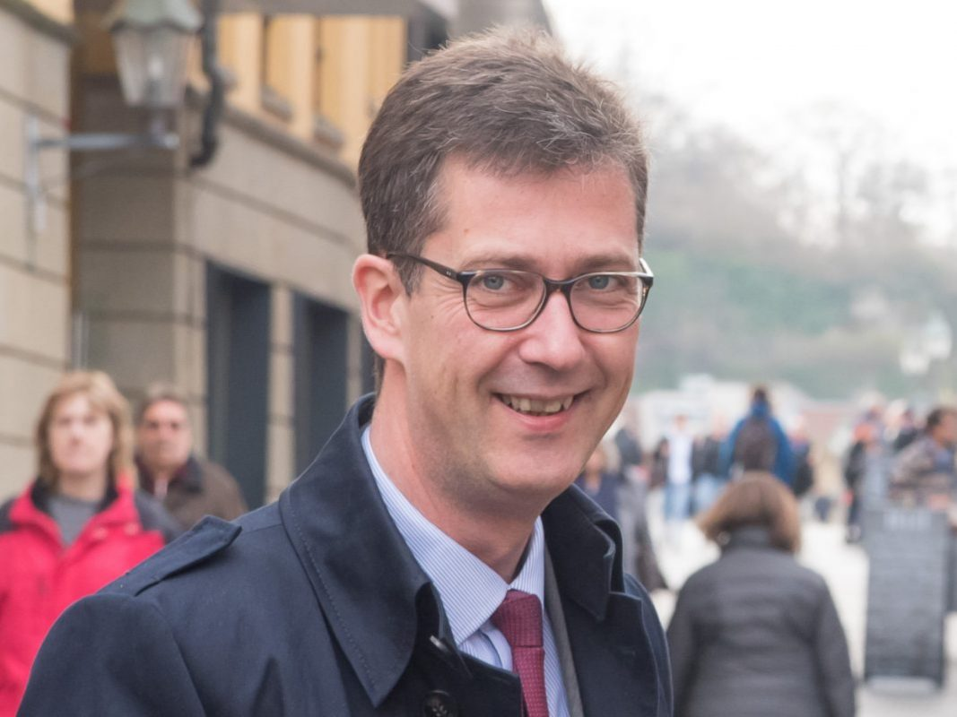 Oberbürgermeister Christian Schuchardt. Foto: Pascal Höfig
