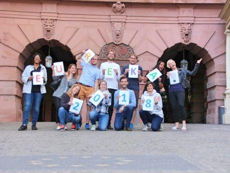 Eureka-das internationale Symposium von Doktoranden für Doktoranden Foto: Radostina Lyutova