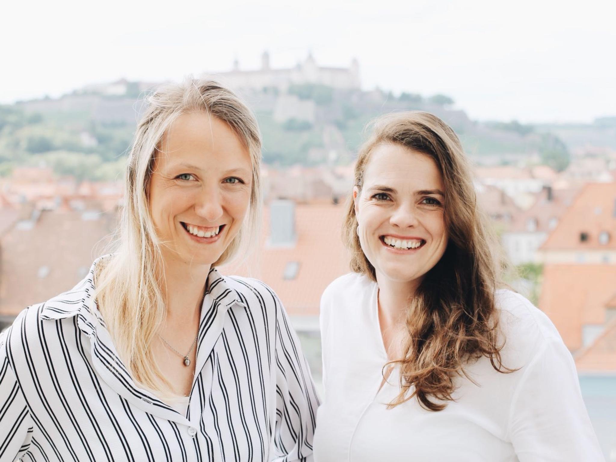 Ihr Ziel: Würzburger Familien mit hilfreichen Tipps unterstützen. Foto: Setta Leckert/ Julia Amann