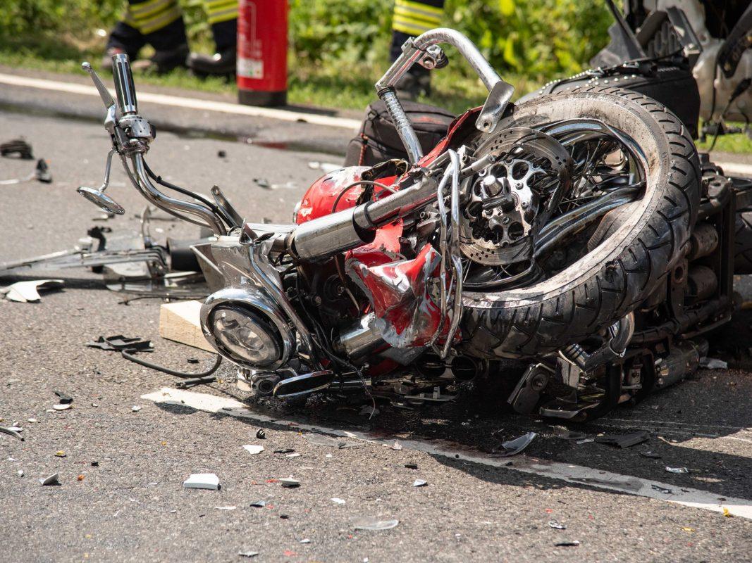 66 Motorradfahrer kamen ums Leben, ein Plus von 13,7 Prozent. Foto: Pascal Höfig