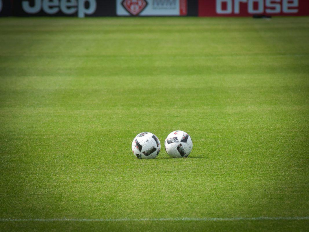 Symbolfoto Fußball. Foto: Pascal Höfig