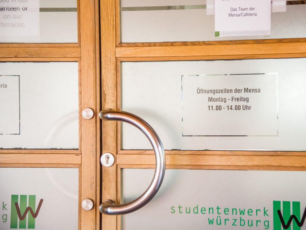 Eine Mensa des Studentenwerks Würzburg. Foto: Pascal Höfig
