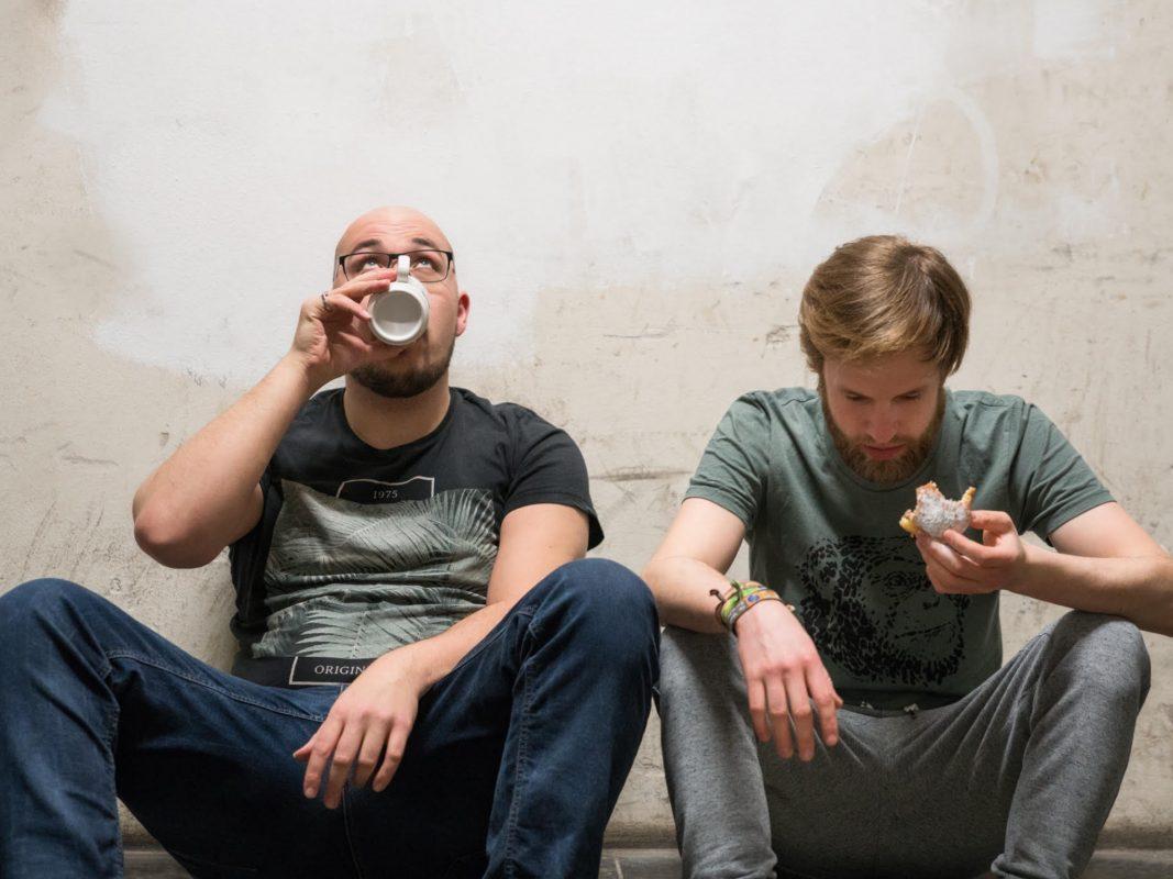 Die Band Adrian Millarr aus Würzburg. Foto: Katja Stehle