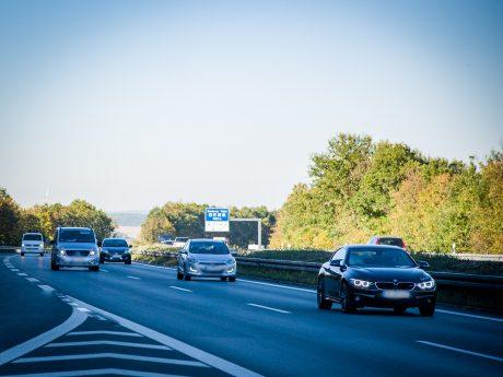 Autobahn. Symbolfoto: Pascal Höfig