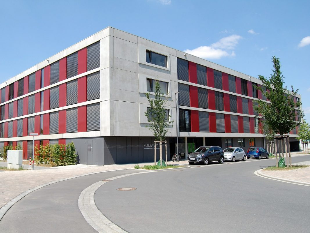 Studentenwerk Würzburg. Foto: Studentenwerk Würzburg