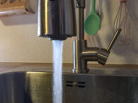 Wasser. Symbolfoto: Pascal Höfig
