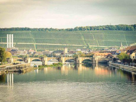 Würzburg im Herbst. Foto: Pascal Höfig