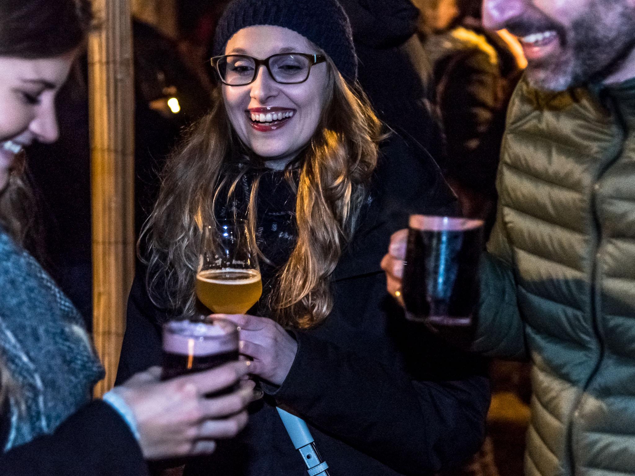 Das Winterweinfest 2017. Foto: Pascal Höfig