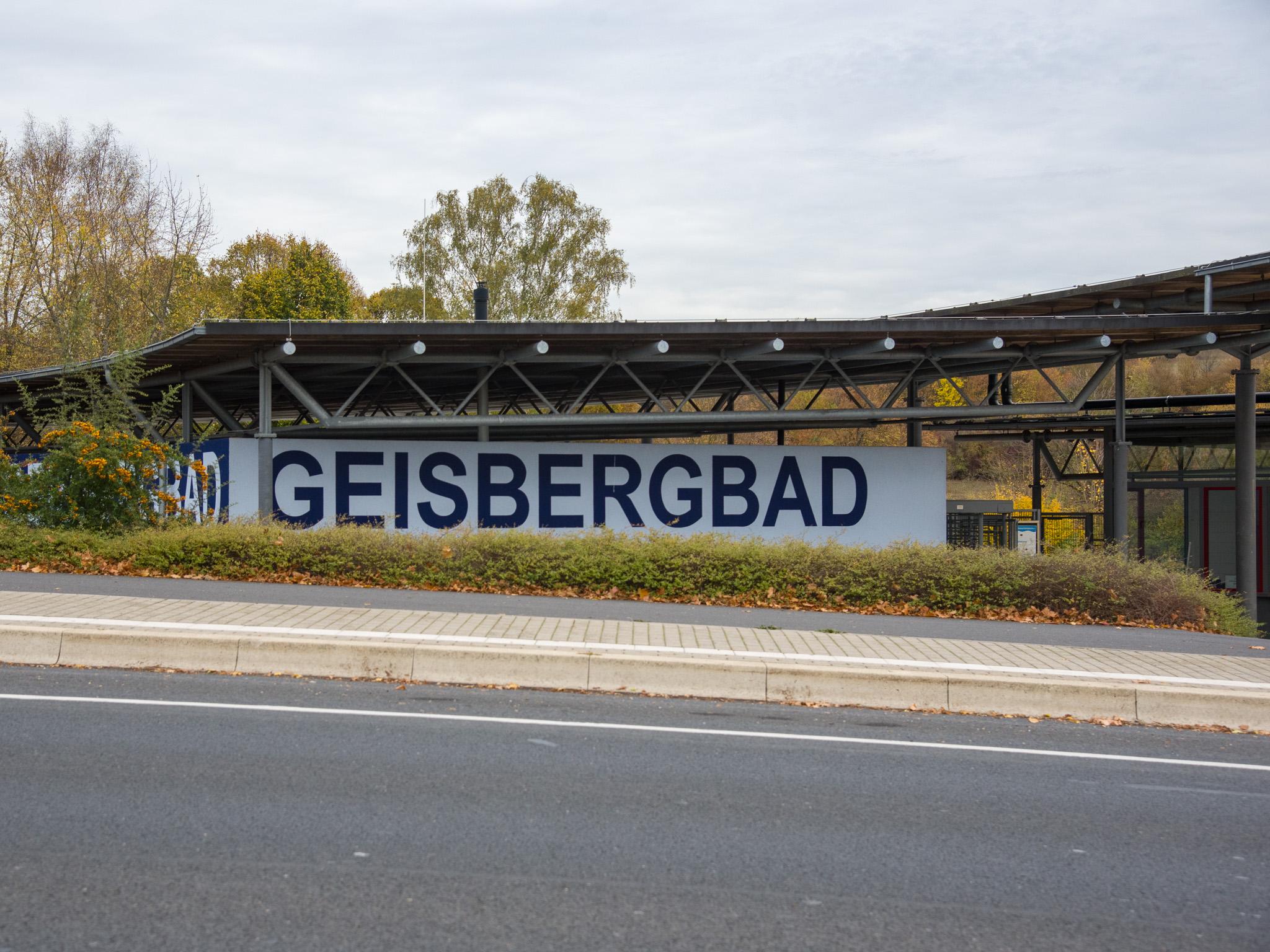 Das Geisbergbad in Veitshöchheim. Foto: Pascal Höfig