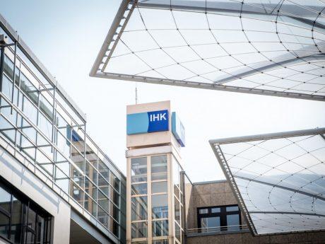 Die Industrie- und Handelskammer (IHK) Würzburg-Schweinfurt. Foto: Pascal Höfig
