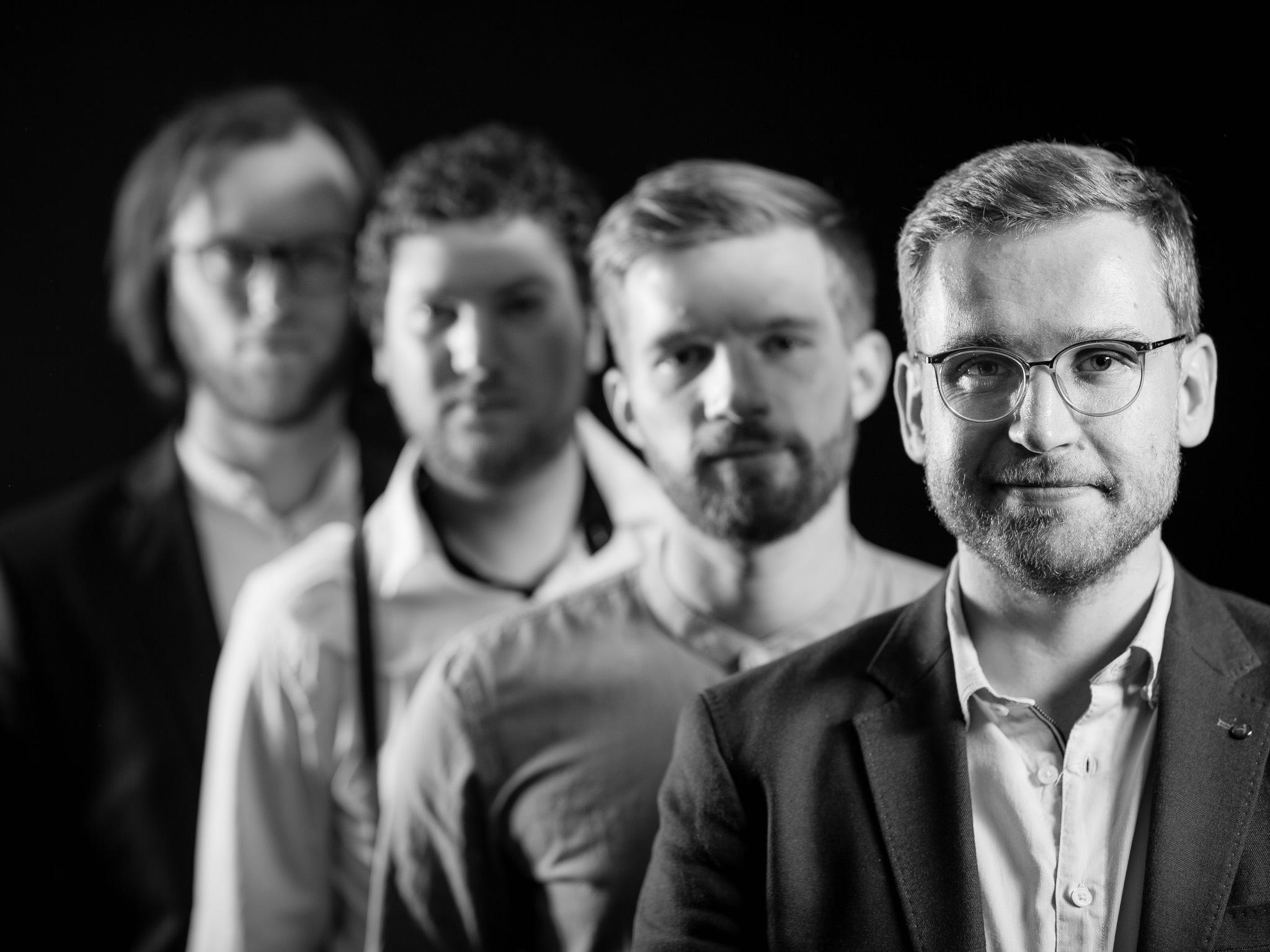Die Band beschreibt sich als laut, leise und ehrlich. Foto:Michael Pietschmann