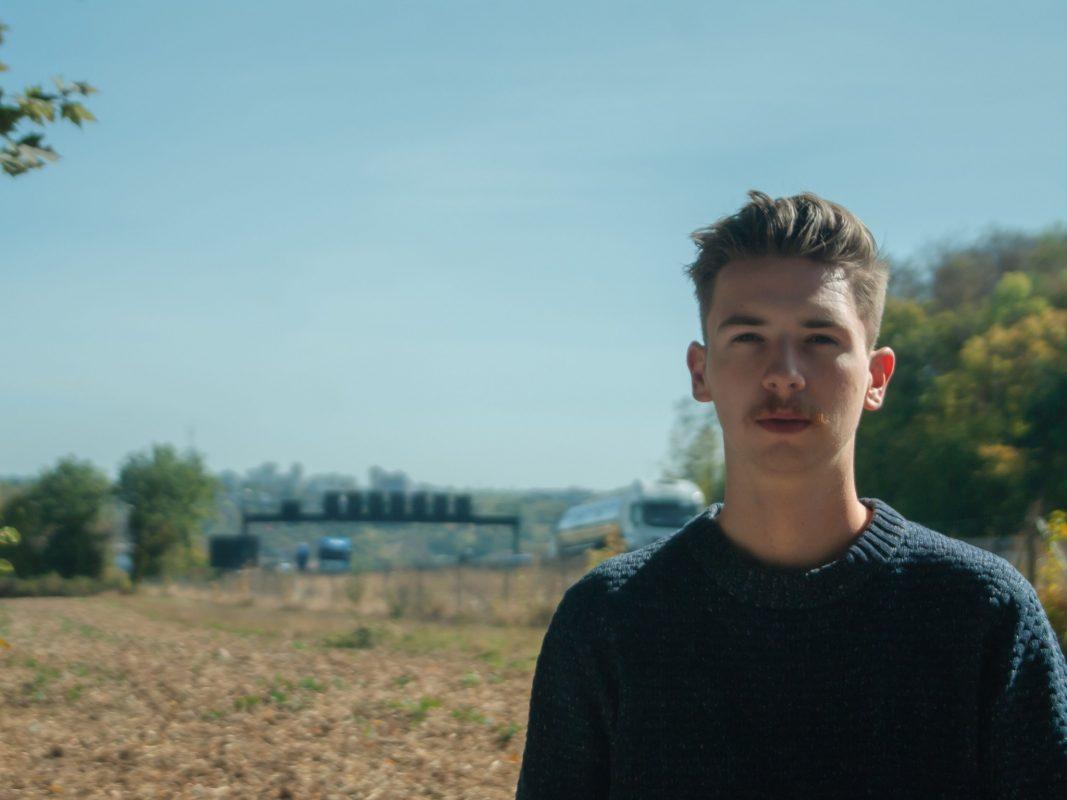 Der Lehramtsstudent Nils ist jetzt auch auf Spotify zu finden. Foto: Nils Villmann