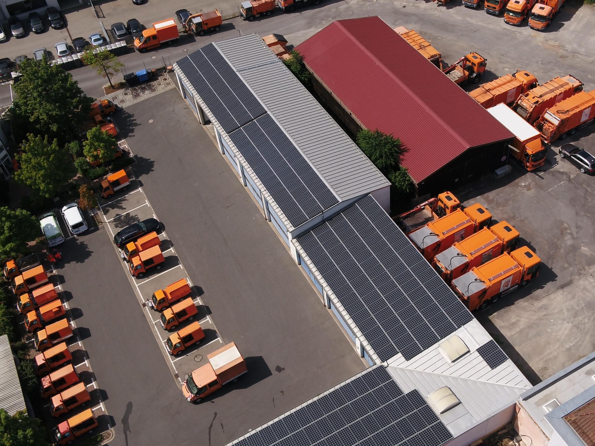 Dächer wie diese sind gesucht! Foto: WVV