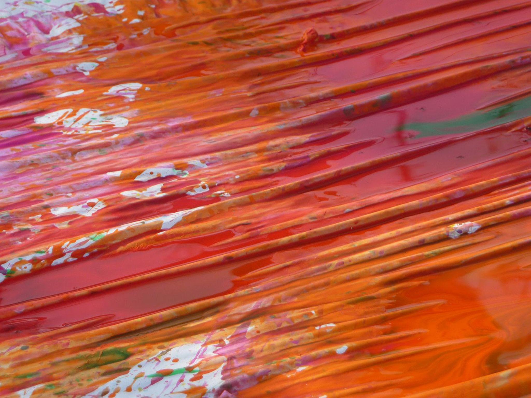 Sonnenfarben im Museum im Kulturspeicher. Foto: Christiane Rolfs