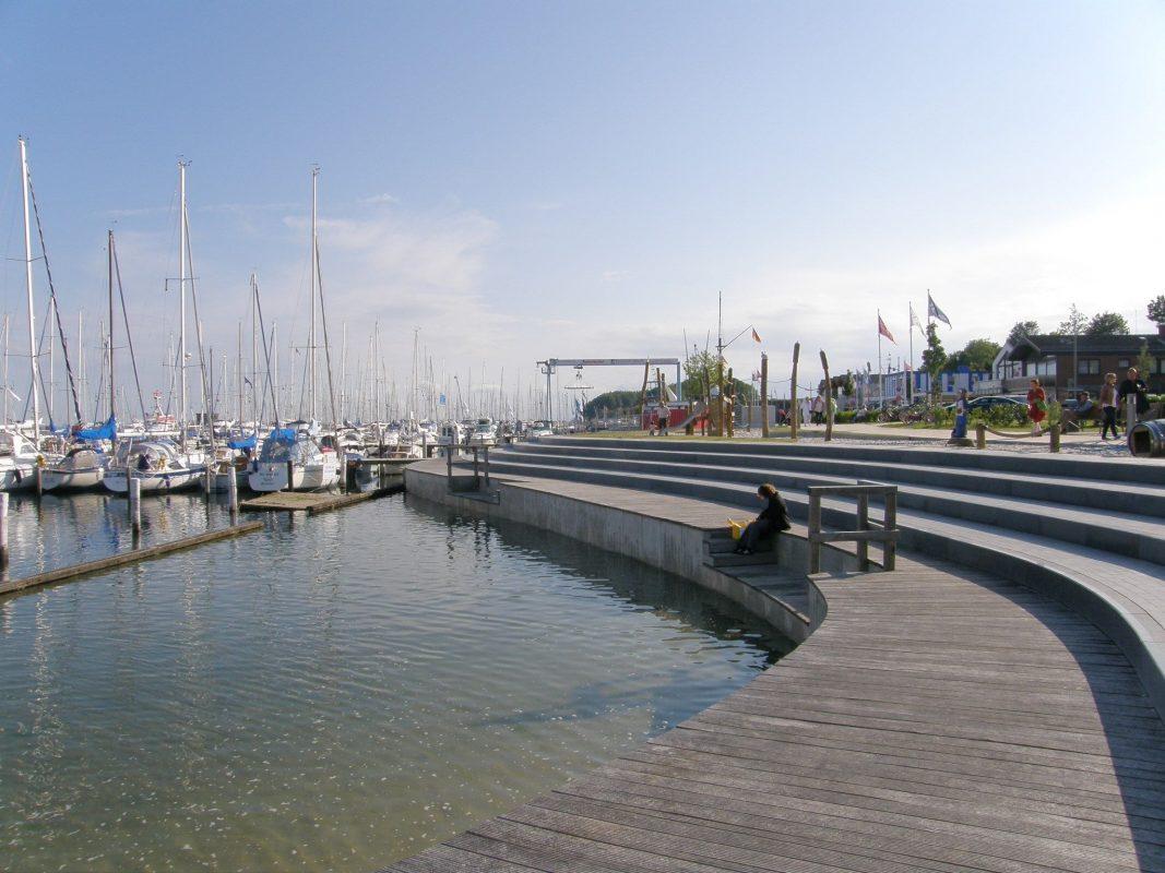 Urlaub pur im GarniHotel Meereswoge im Ostseeheilbad Grömitz.