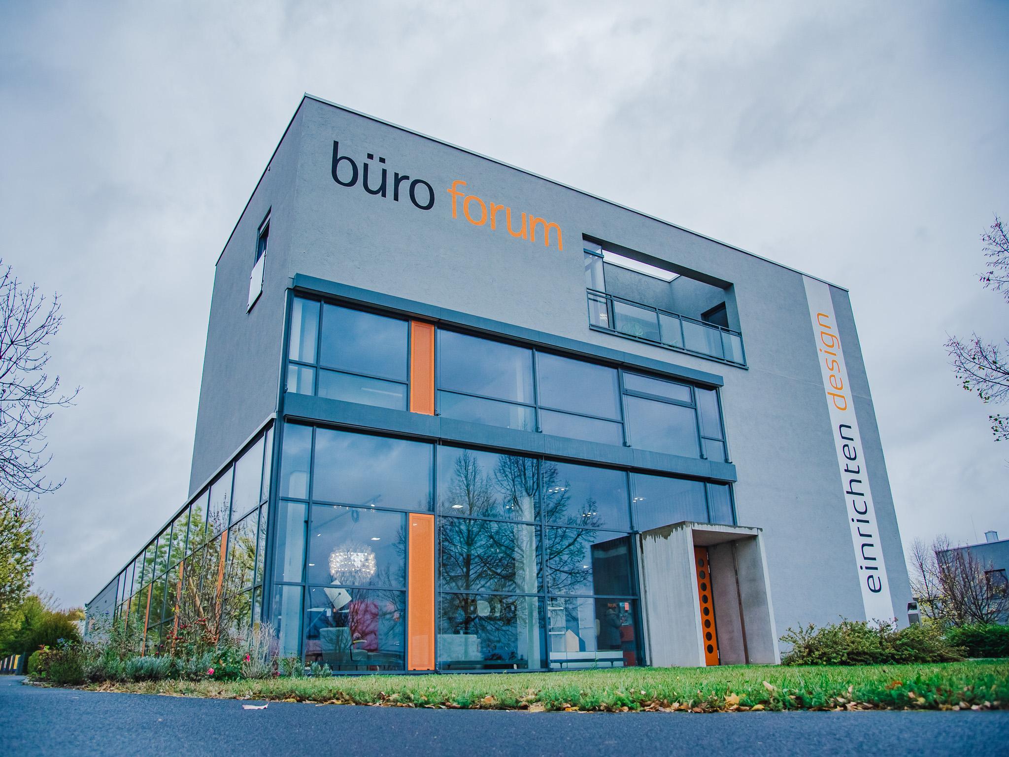 Firmensitz in der Edith-Stein-Straße. Foto: Pascal Höfig