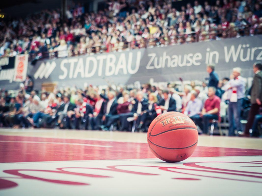 Basketball. Symbolfoto: Pascal Höfig