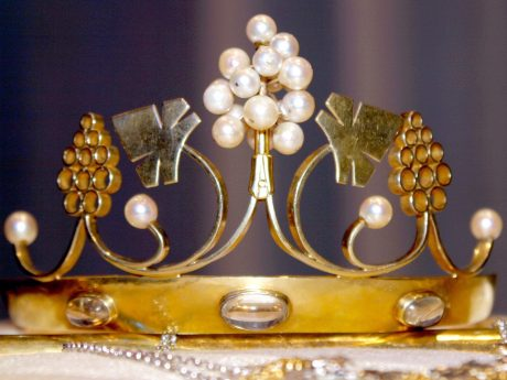 Die Krone der Weinkönigin