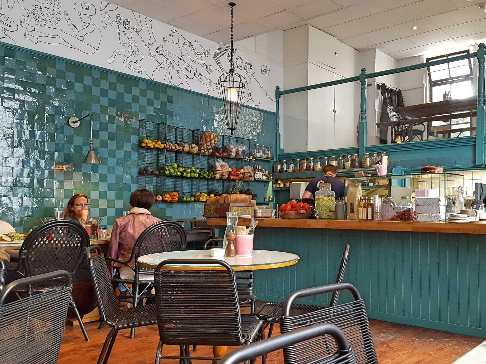 Farm Girl Café in Notting Hill - Foto: Nina Härtle