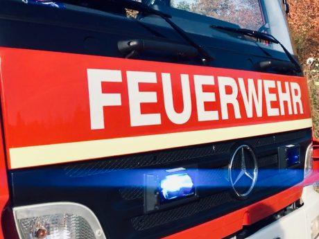 Feuerwehrauto. Symbolfoto: Pascal Höfig