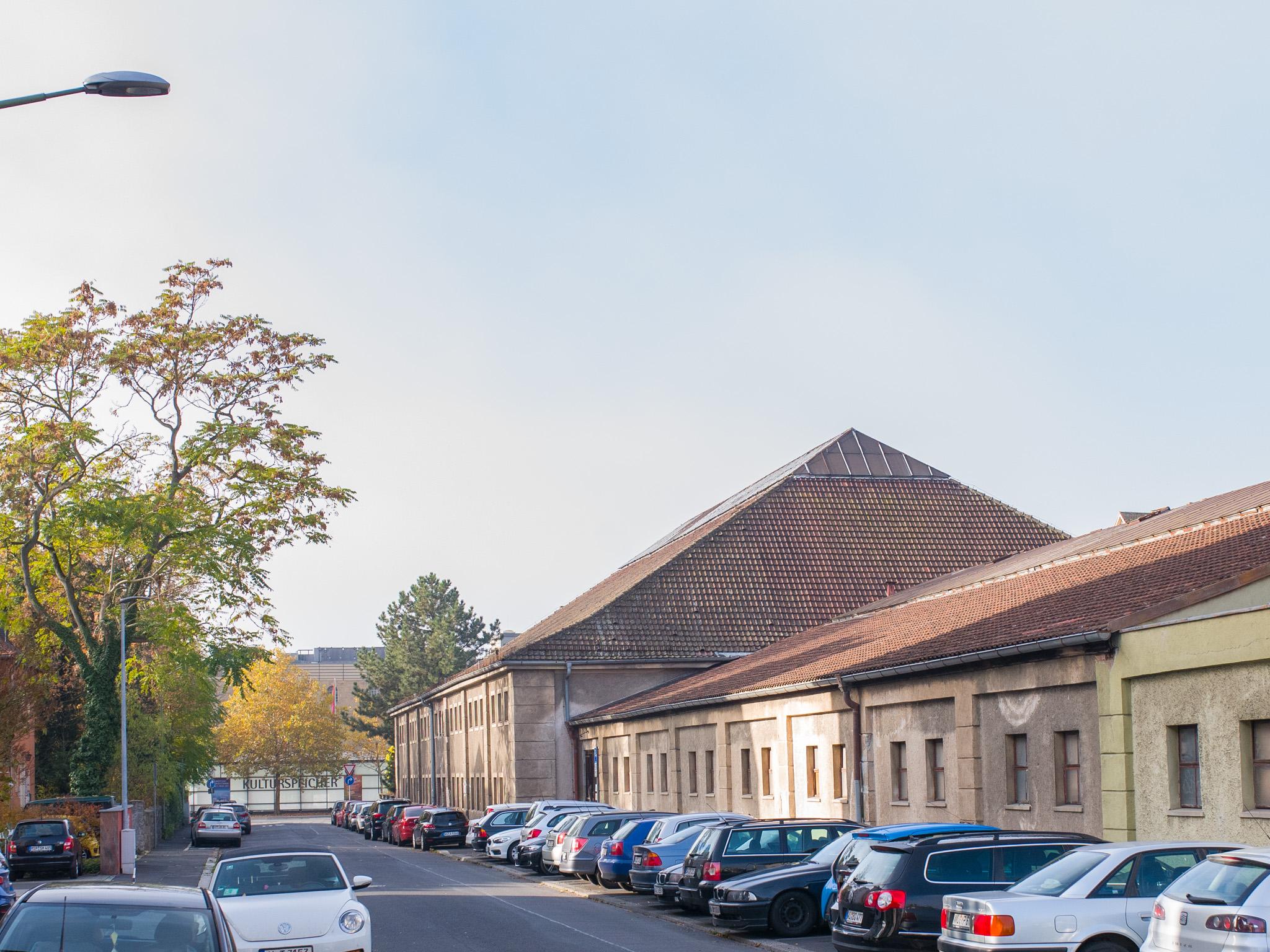 Frankenhalle in Würzburg. Foto: Pascal Höfig