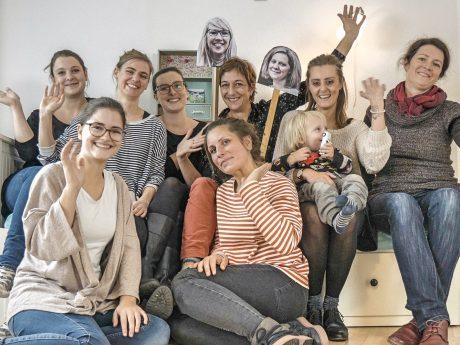 Das Hebammenteam des mainGeburtshaus braucht Unterstützung. Foto: Heike Kralik