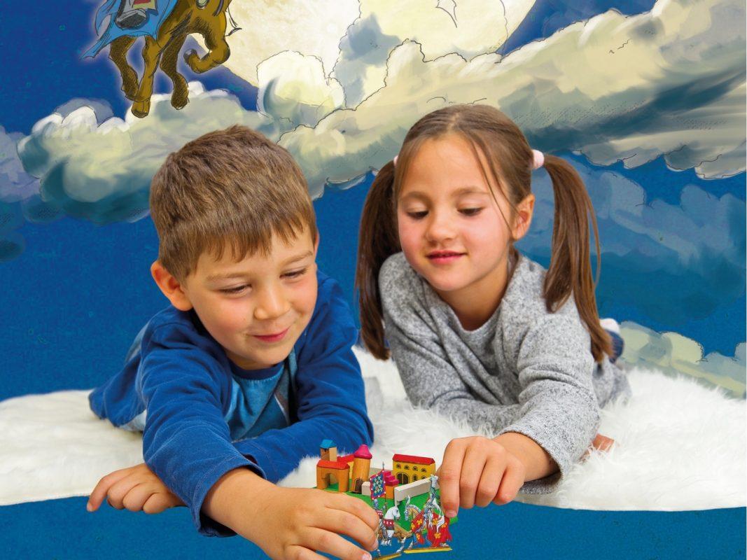 Kinder(T)räume im Museum für Franken. Foto: Museum für Franken