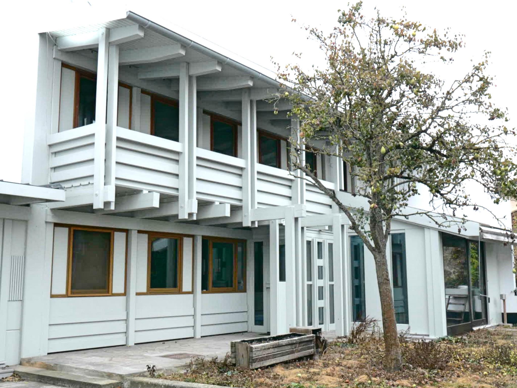 So sieht das neue Haus in Lengfeld aus. Foto: Heike Kralik