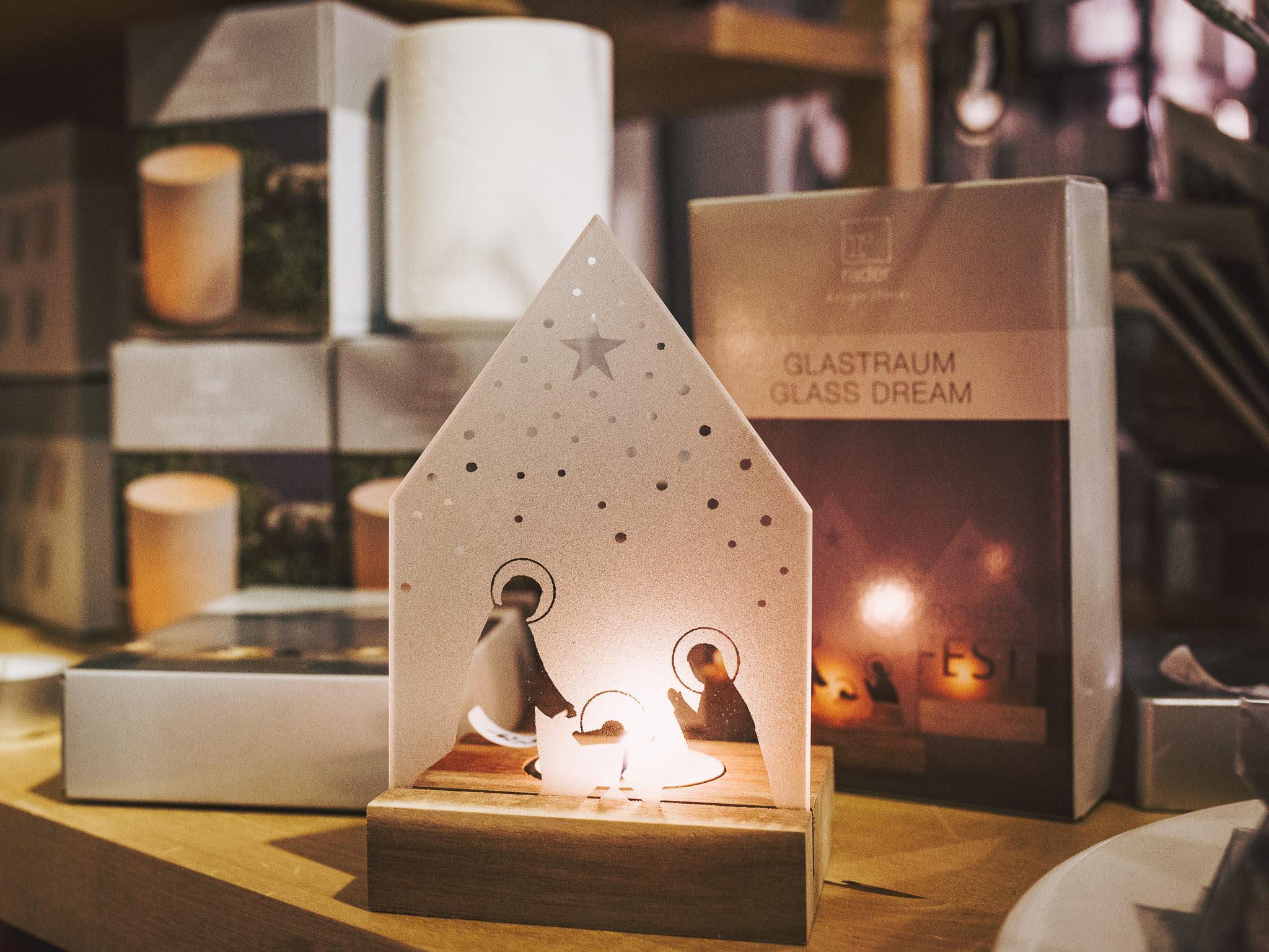 "Teelichthalter ""Glastraum"". Foto: Pascal Höfig"