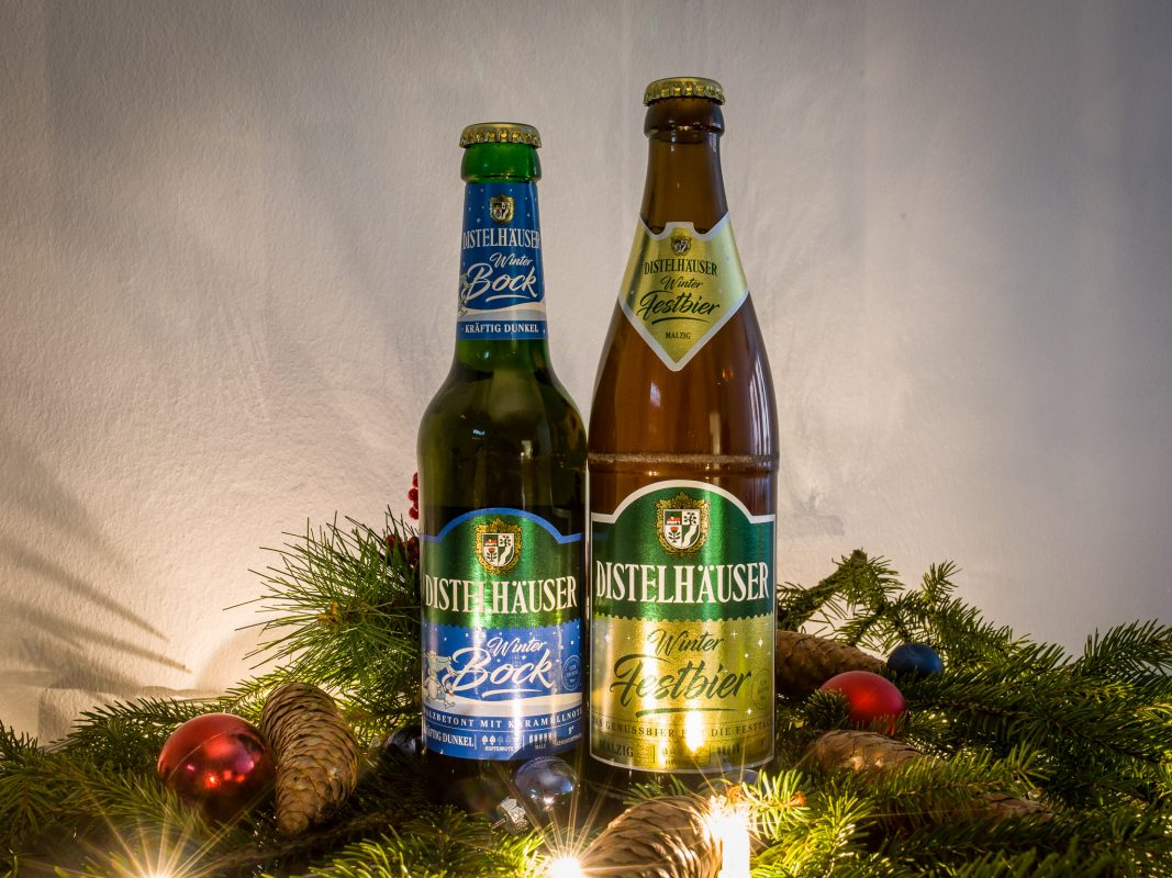 Wintersaison bei der Distelhäuser Brauerei. Foto: Pascal Höfig