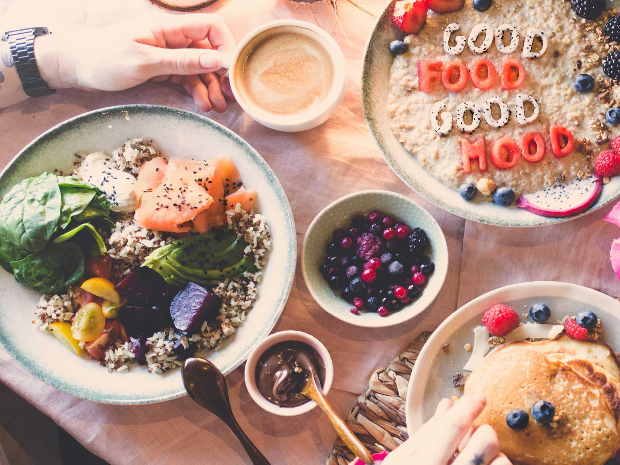Frühstücken im California Breakfast Club. Foto: CBC