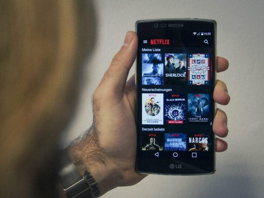 Symbolfoto Netflix: Dominik Ziegler