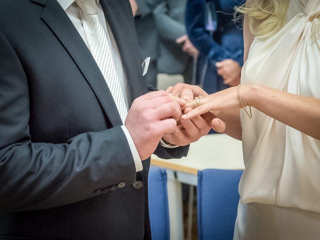 Symbolfoto Hochzeit. Foto: Pascal Höfig
