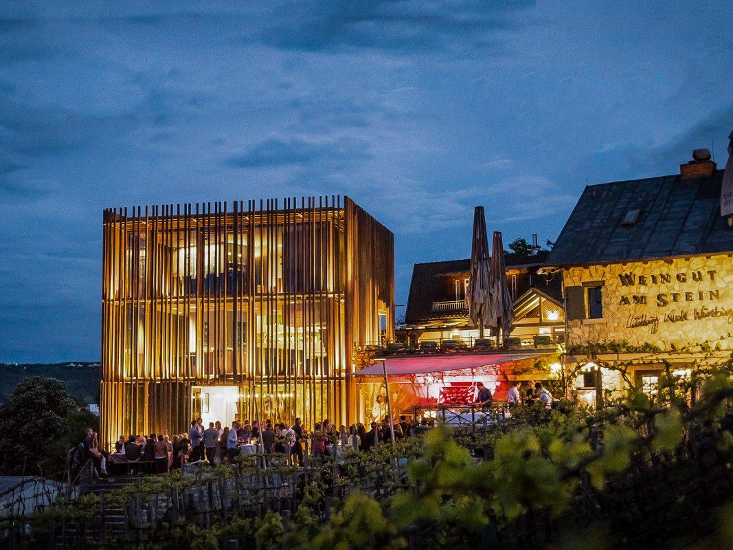 Wein am Stein. Foto: Pascal Höfig