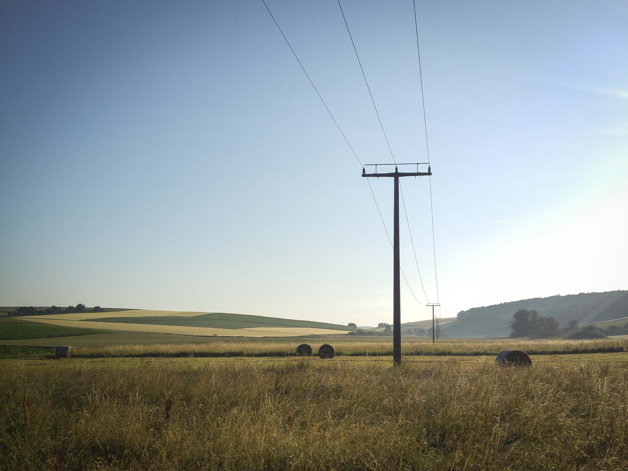 Erneuerbare Energie. Symbolbild: Dominik Ziegler