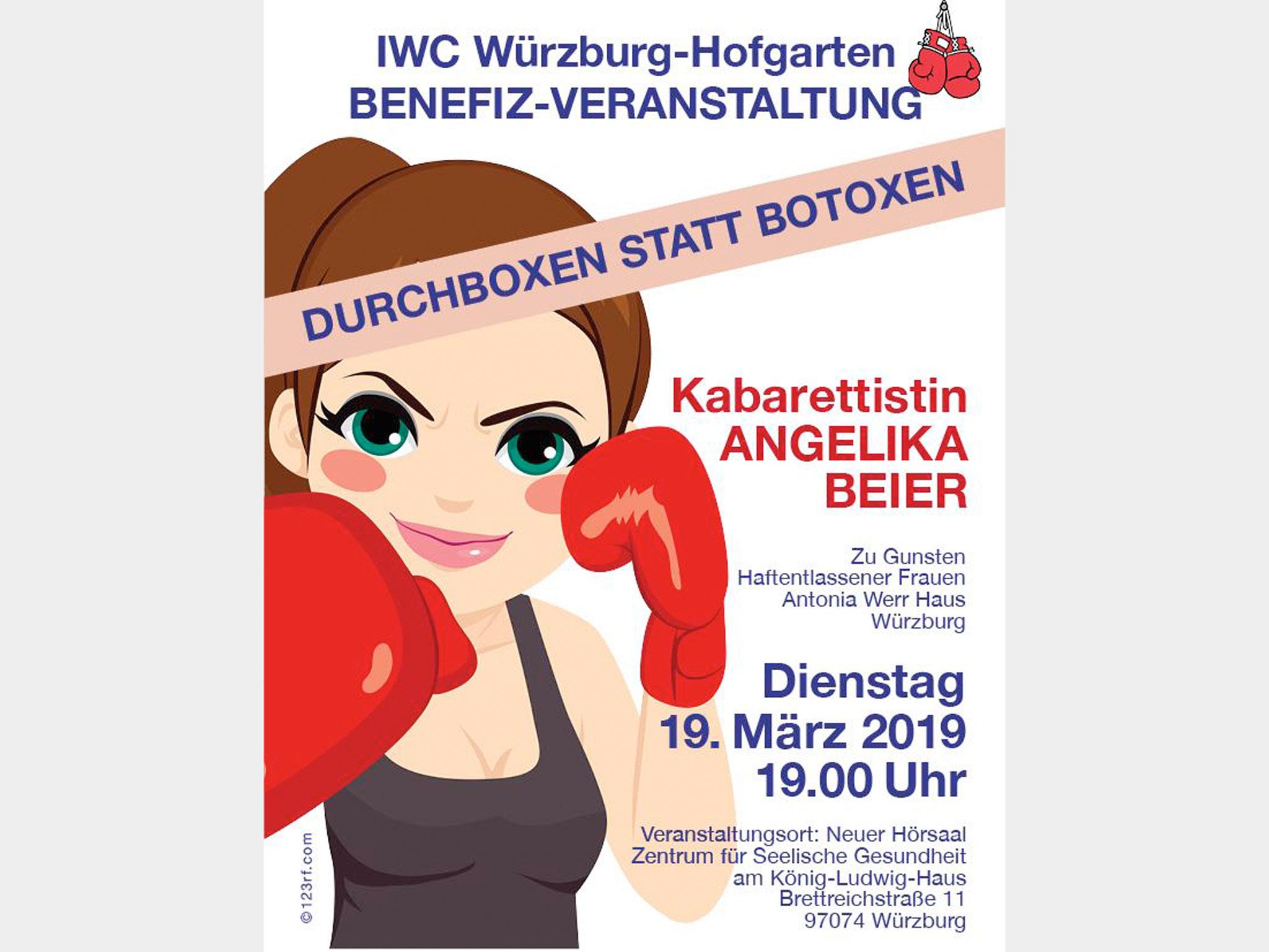 Grafik: Inner Wheel Club Würzburg-Hofgarten