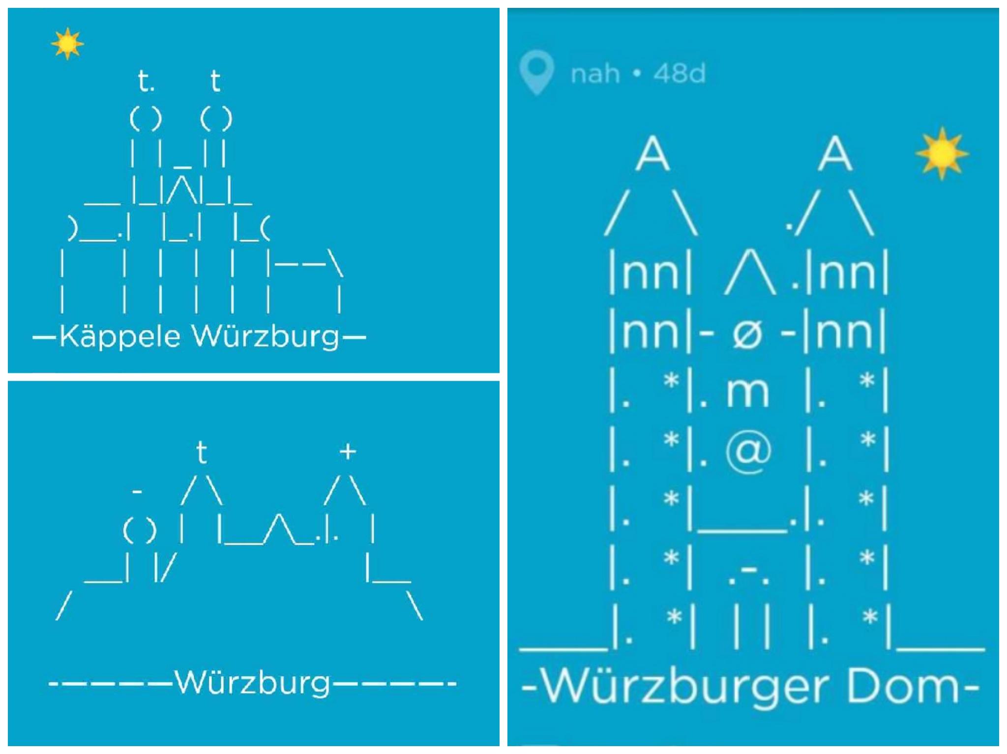 Würzburger Jodelkunst. Quelle: Jodel.