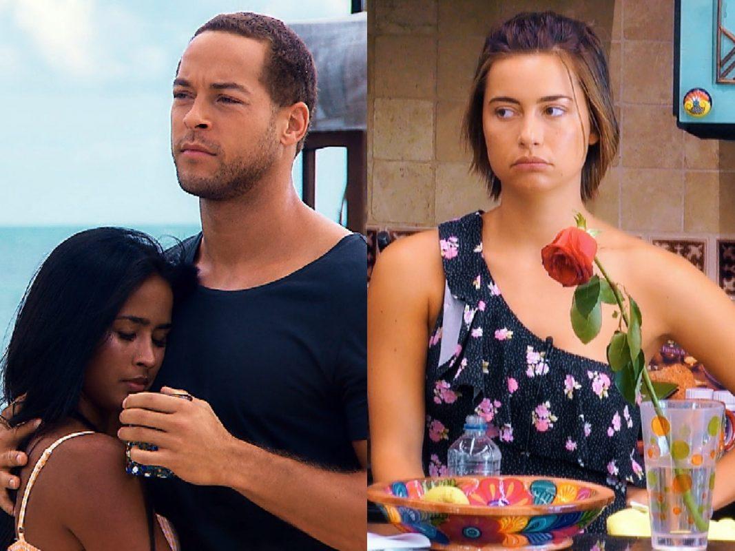 """Bei ihrem Date kommen sich Nathalia und Andrej näher. Jennifer ist sichtlich enttäuscht über den Verlauf des Tages in der Ladies-Villa. Alle Episoden von """"Der Bachelor"""" bei TVNOW: www.tvnow.de. Foto: MG RTL D"""